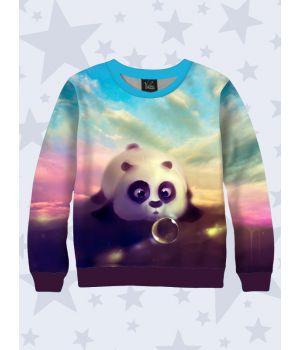Свитшот Очаровательная панда