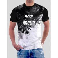 Мужская футболка с 3D принтом 57445