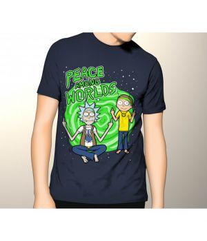 футболка peace among worlds