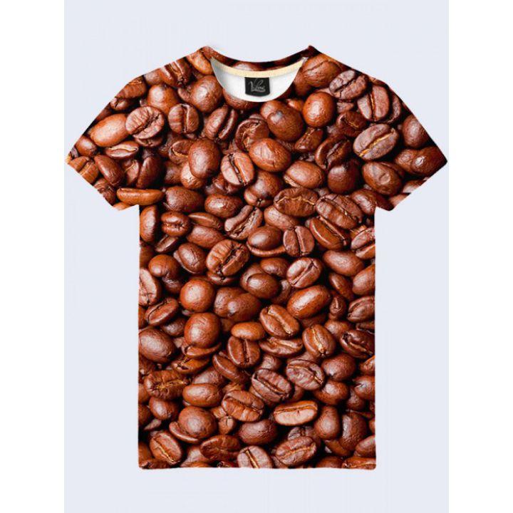 Футболка чоловіча Зерна кави