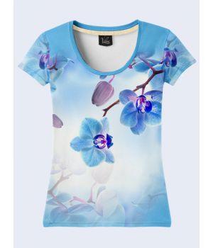 Футболка Орхидеи