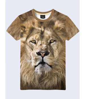 Футболка Мудрий лев