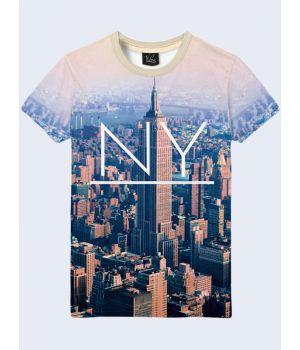 Футболка Empire State Building