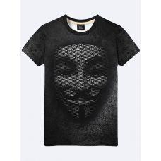 Футболка Anonymous