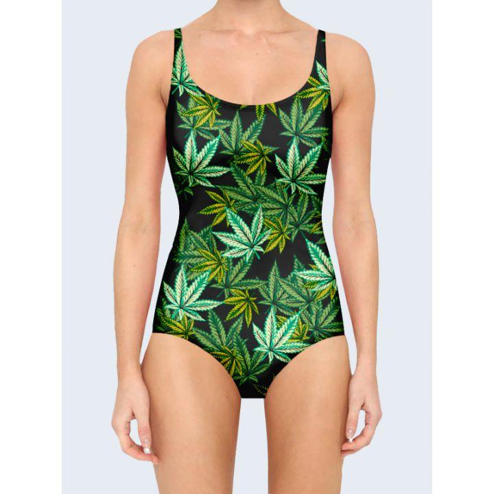 Купальник Cannabis