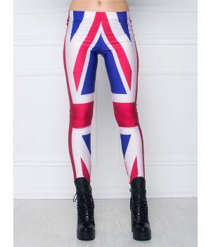 Леггинсы Флаг Британии