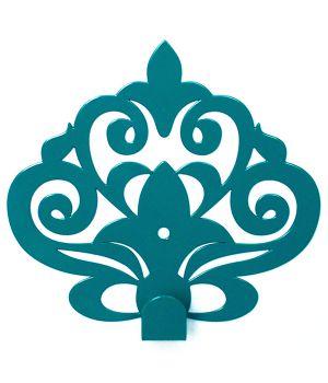 Вешалка Ajur Turquoise