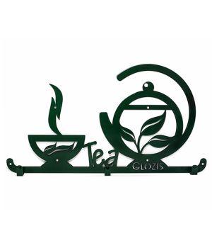 Вешалка настенная Tea