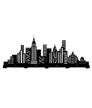 Вешалка настенная City