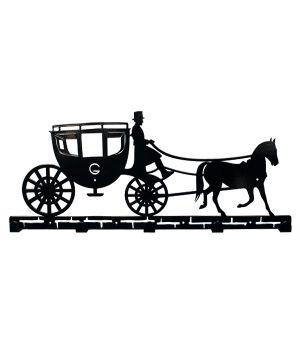Вешалка настенная Carriage
