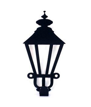 Вішалка настінна Lamppost