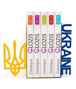 Упоры для книг Ukraine