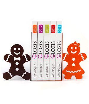 Упори для книг Gingerbread
