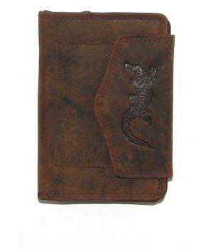 Красивый женский кошелек из натуральной кожи, 76950