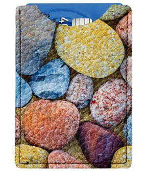 Картхолдер DevayS Maker DM 01 Камни морские разноцветный (25-01-459)
