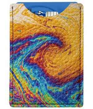 Картхолдер DevayS Maker DM 01 Краски разноцветный (25-01-460)