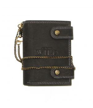 Чоловічий шкіряний кошелек гаманець, 76853