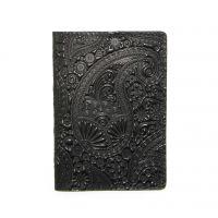 Дизайнерська шкіряна обкладинка на паспорт, 77273