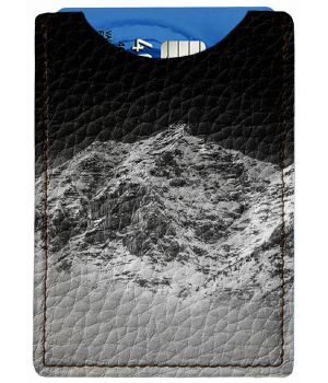 Картхолдер DevayS Maker DM 01 Горная даль черный (25-01-468)