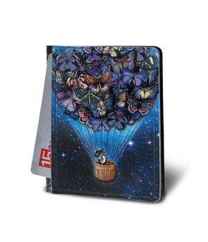 Кошелек-картхолдер DevayS Maker DM 15 В космосе синий (30-0115-432)