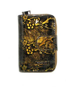 Гарний жіночий шкіряний кошелек гаманець, 76954