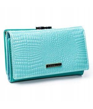 Гарний жіночий шкіряний кошелек гаманець, 76974