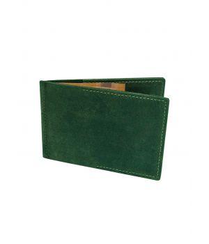 Кошелек-зажим BermuD Чистая М17 зеленый (B 30-18Z-17-1)