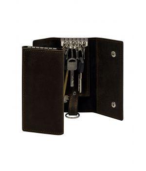 Ключниця BermuD М04 коричнева (B 10-18Ko-04)