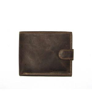 Чоловічий шкіряний кошелек гаманець, 76948