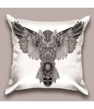 Декоративная подушка Светлая ночь
