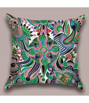 Декоративная подушка Орнамент №2