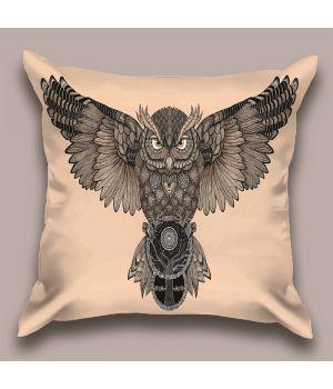 Декоративная подушка Я Сова-1