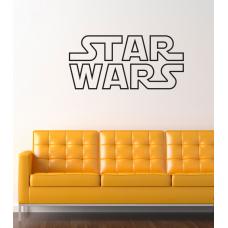 Star Wars Logo.Лого Звездные Войны