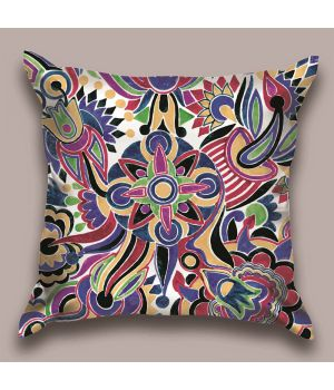 Декоративная подушка Орнамент №3