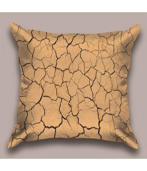 Декоративная подушка Узор пустынь