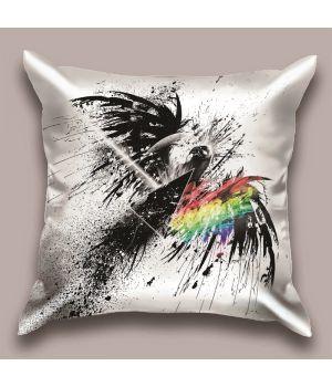 Декоративная подушка Птица разума