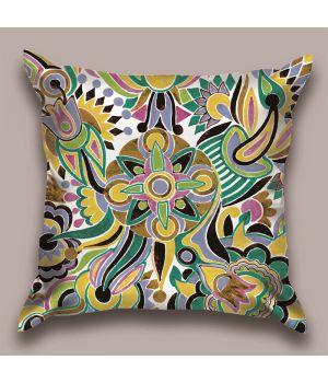 Декоративная подушка Орнамент №4