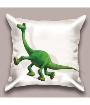 Декоративная подушка Хороший динозавр-1