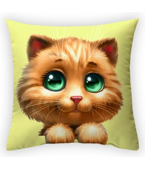 Декоративная подушка Я-лапочка -2