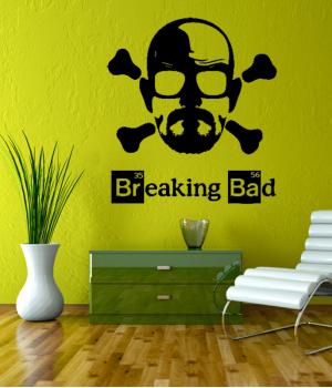 Хайзенберг Пират. Hiesenbierg Pirat sticker