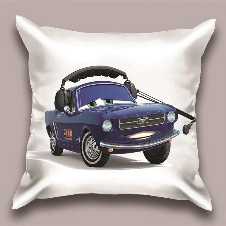 Декоративная подушка Тачки-3