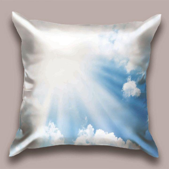 Декоративная подушка Сияние рассвета