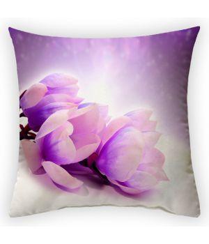 Декоративная подушка Прикосновение нежности-1