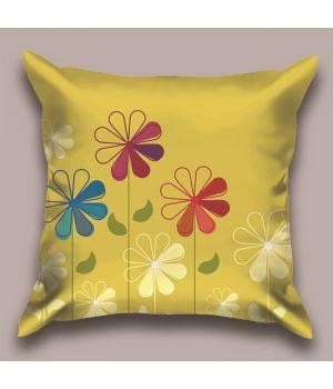 Декоративная подушка Семицветик