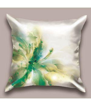 Декоративная подушка Распустившийся цветок