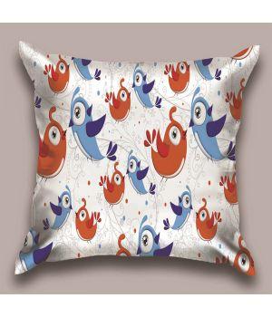 Декоративная подушка Парочка Birds-1