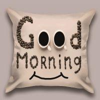 Декоративная подушка Good Morning