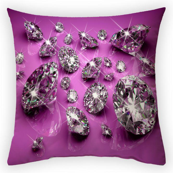 Декоративная подушка Сияние бриллиантов-2
