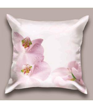 Декоративная подушка Ранняя орхидея