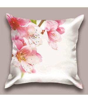 Декоративная подушка Цветение сакуры